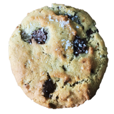 Sea Salt Pistachio Chocolate Chip Soft Cookies (free box with minimum purchase 6 pcs)