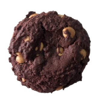 Reese's Peanut Butterchips Double Chocolate Soft Cookie