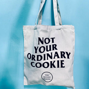 """Not Your Ordinary Cookie"" Tote Bag"