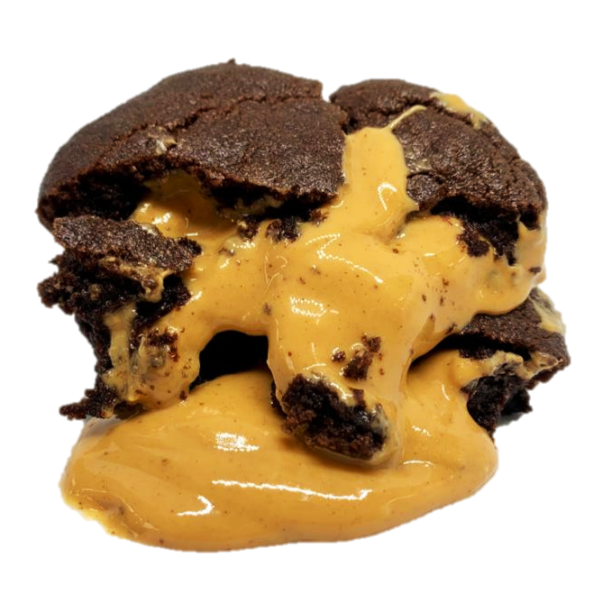 Reese's Peanut Butter Molten Cookie