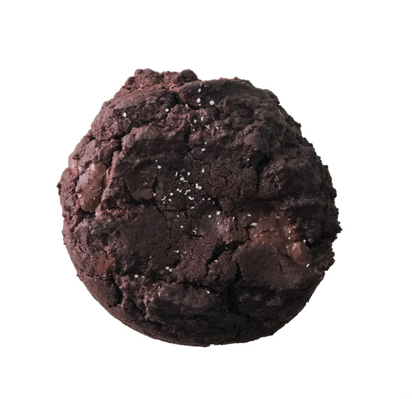 Soft Cookie - Sea Salt Double Chocolate Chip