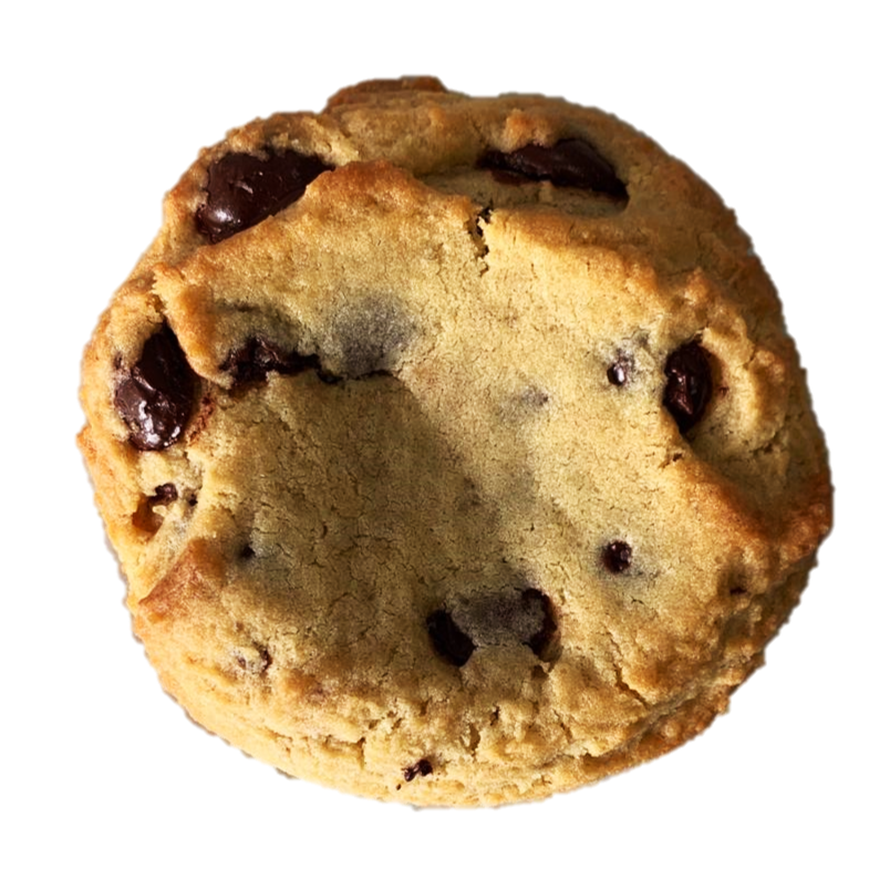 Dark Chocolate Chip Soft Cookie
