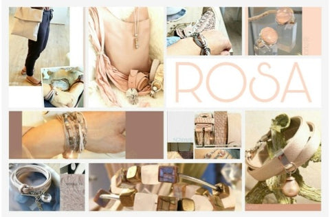 Accessoires in Rosa