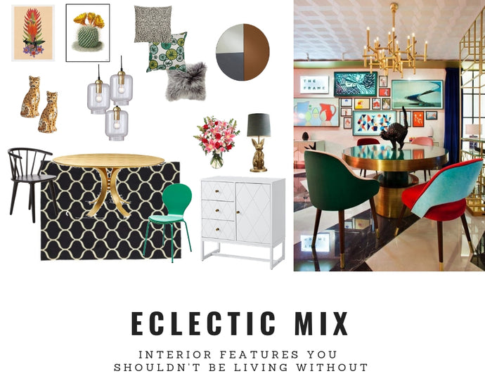 Interior Styles: Eclectic Mix