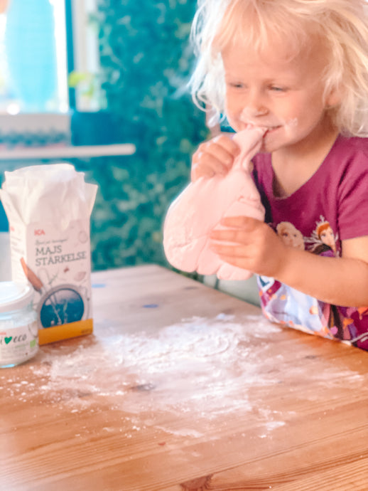 Easy 3 Ingredient Edible Marshmallow Slime (Not Only For Kids)