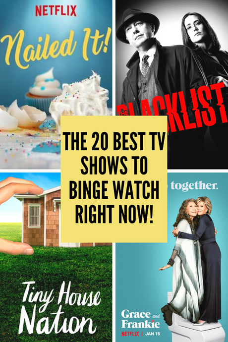 The 20 Best TV Shows To Binge Watch Right Now