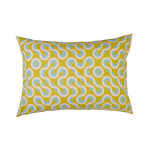 Load image into Gallery viewer, Ceva Linen Pillowcase Set - Lemon