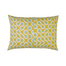 Load image into Gallery viewer, Ceva Linen Pillowcase Set - Lemon.