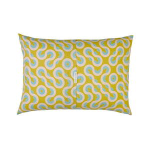Ceva Linen Pillowcase Set - Lemon.