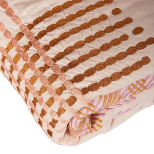 Hinkley Embroidered Bedcover