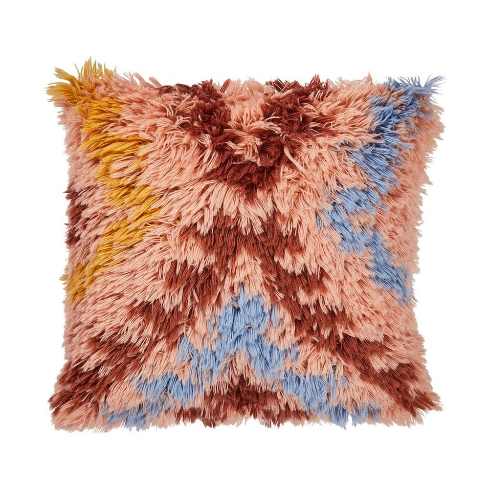 Mojave Shag Cushion