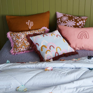 Sonoran Rainbow Pillowcase
