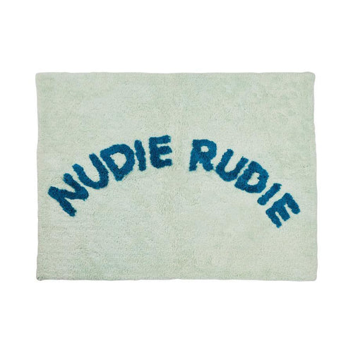 Tula Nudie Bathmat - Mint