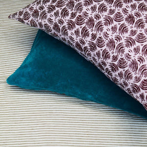 Uma Linen Pillowcase Set.