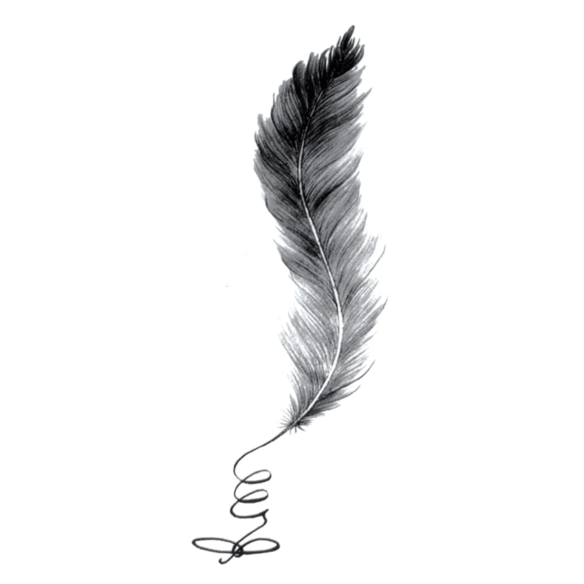 The Free Feather