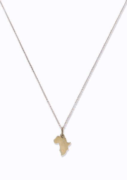 Baby Africa Necklace