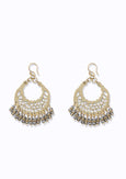 Marrakech Earrings Smoke