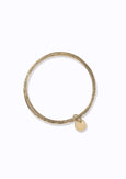 Personalized Baby Disc Bangle