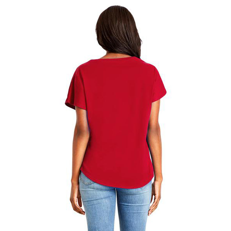 CHIC NYC Basic Red T-shirt