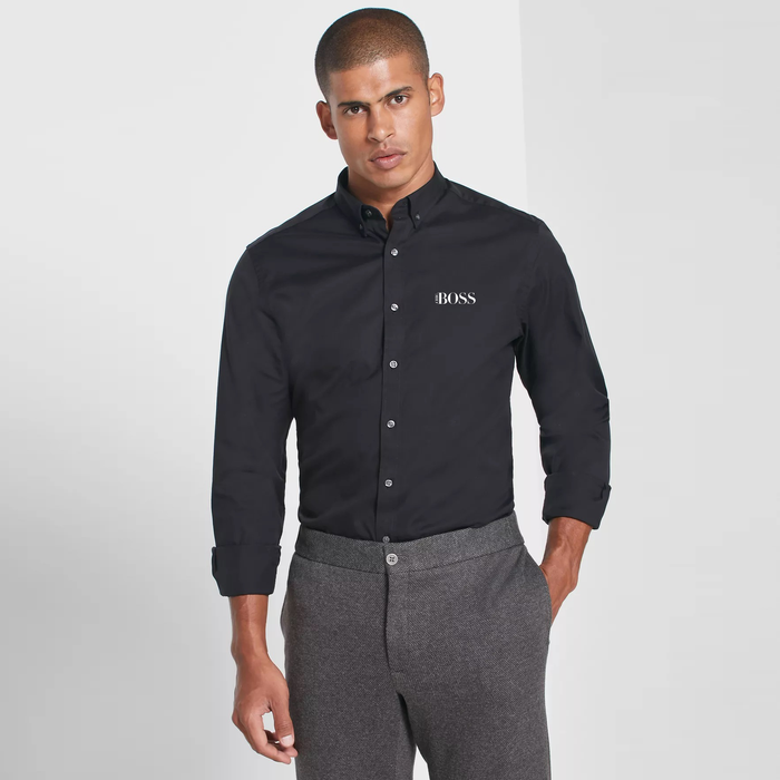 CHIC NYC BOSS Oxford Regular Fit Shirt