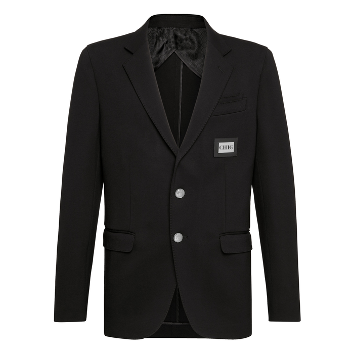 CHIC NYC MAN Black Blazer Statement