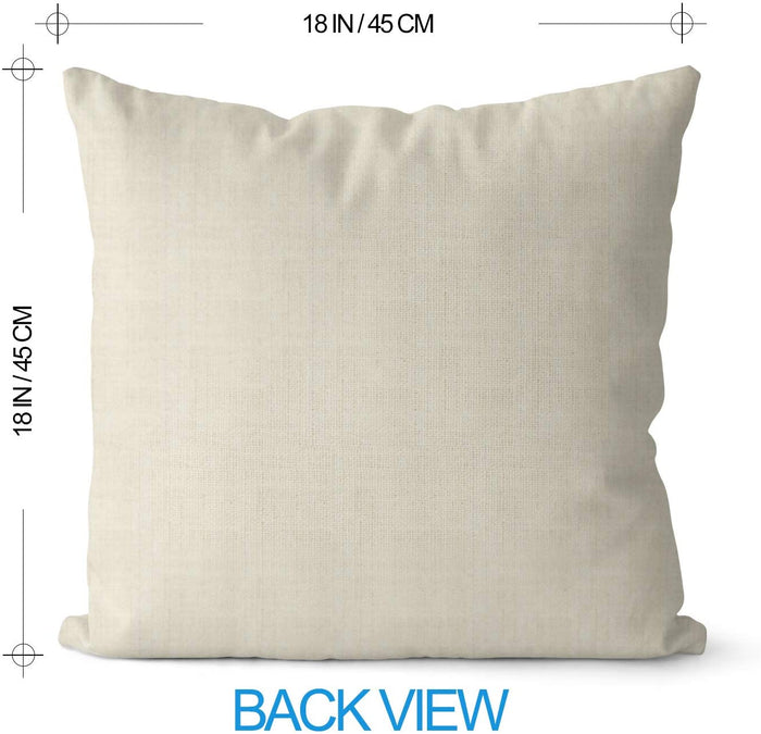 Chic NYC Glens Falls Pillow