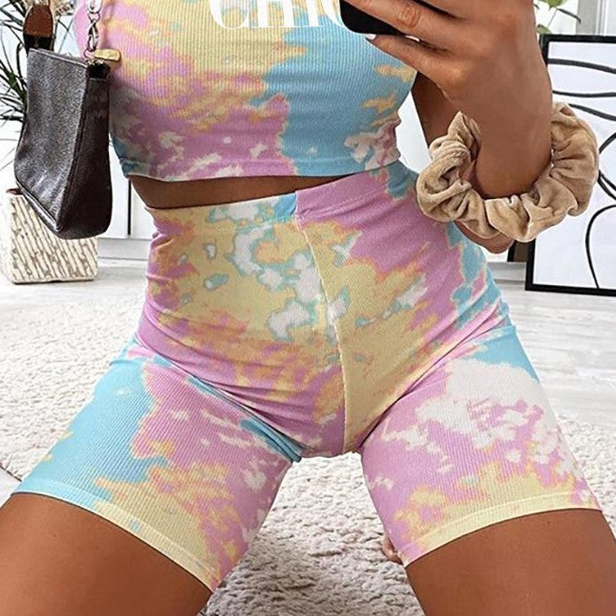 Colored Activewear Set