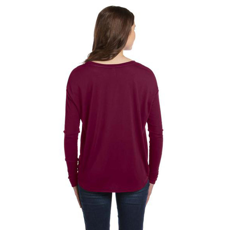 CHIC NYC Claret Red T-shirt