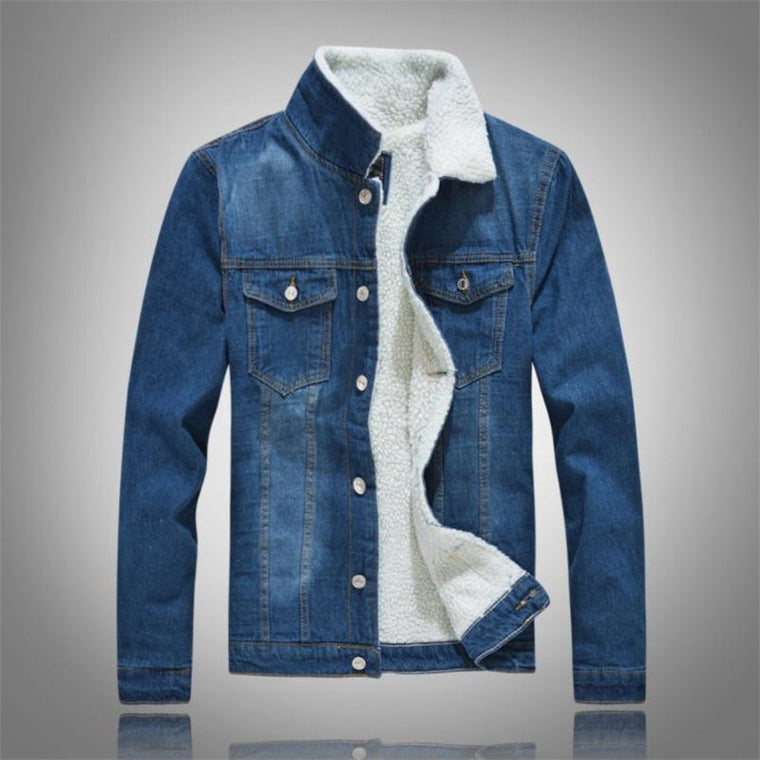 NYC Denim Jacket