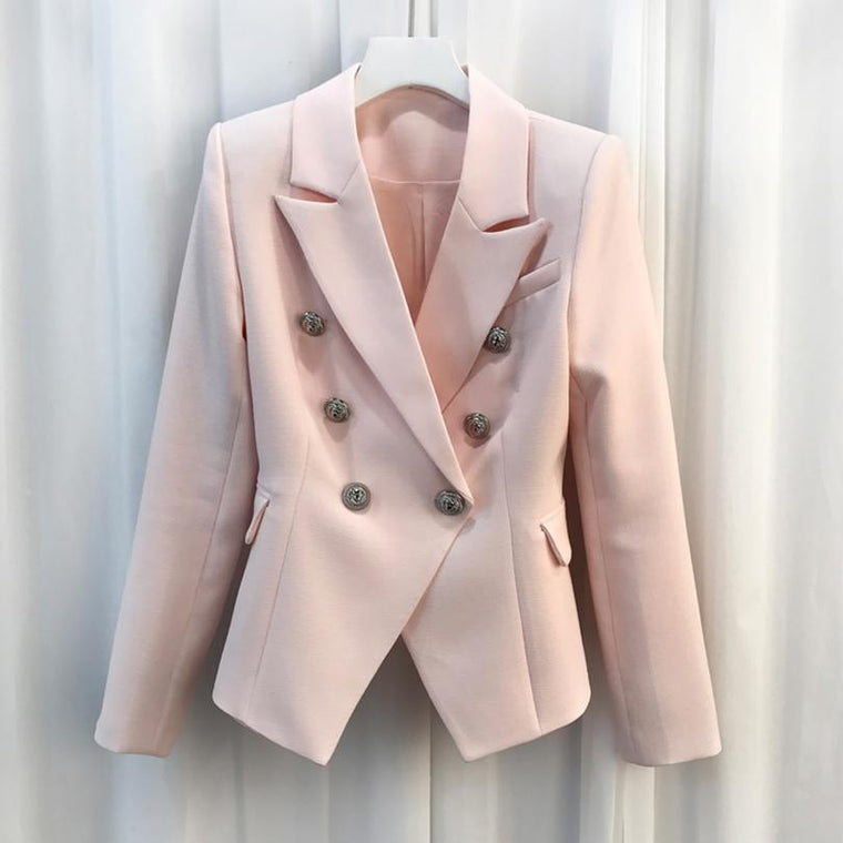 Rose Gold Blazer