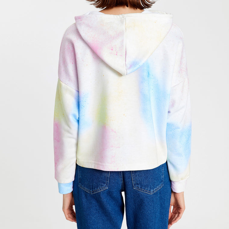 CHIC NYC Colorful Hoodie