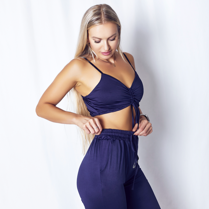 Maiden Lane Activewear Set