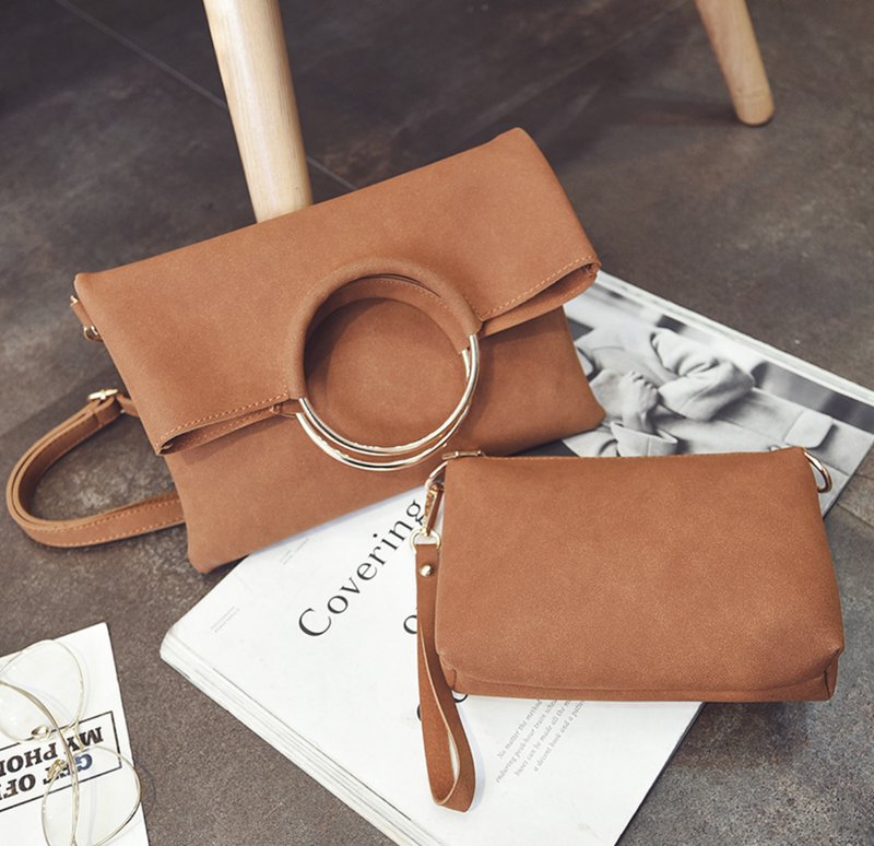 Soho Handbag - Best Seller Camel Brown
