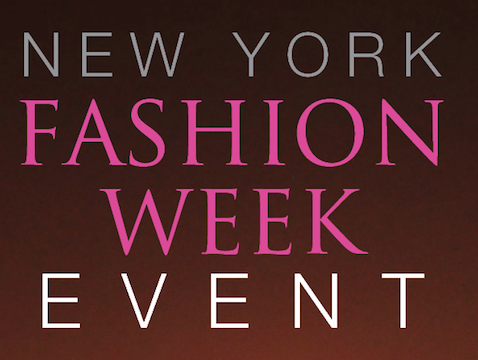 Sept. 13th, 2019 New York Fashion Week Fashion Industry Networking Event & Meet Up