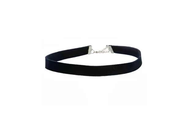 Velvet Choker - A CHIC NYC Classic - Featured at Fashion Week 2020