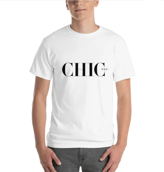 CHIC NYC MAN - BEST SELLER WORLDWIDE - Buy for a chance to WIN FASHION SHOW TICKETS