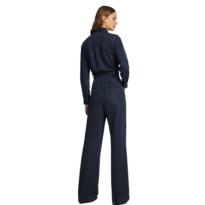 Chic Nyc Denim Pant Suit