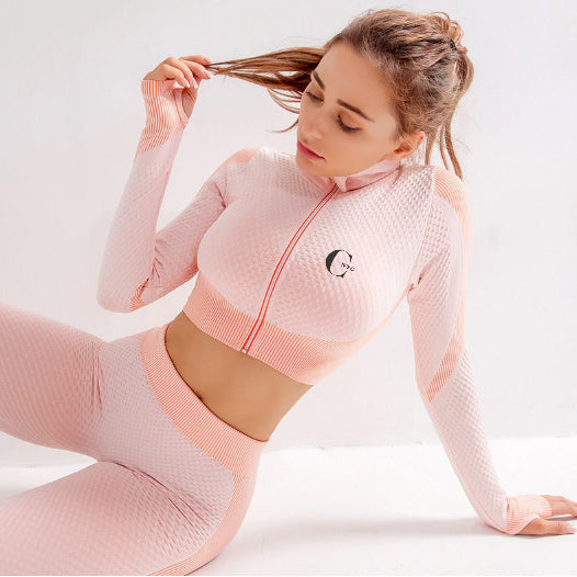 Liberty Pink Activewear Set