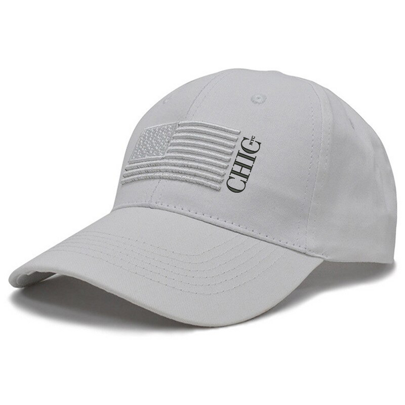 Copy of Chic NYC American Hat - White