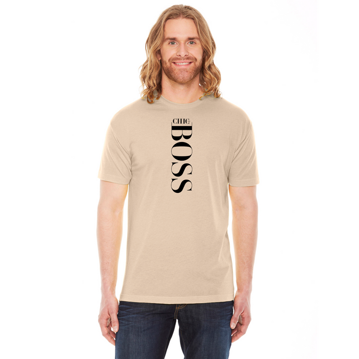 CHIC NYC MAN Limited Edition - Beige Boss T-Shirt