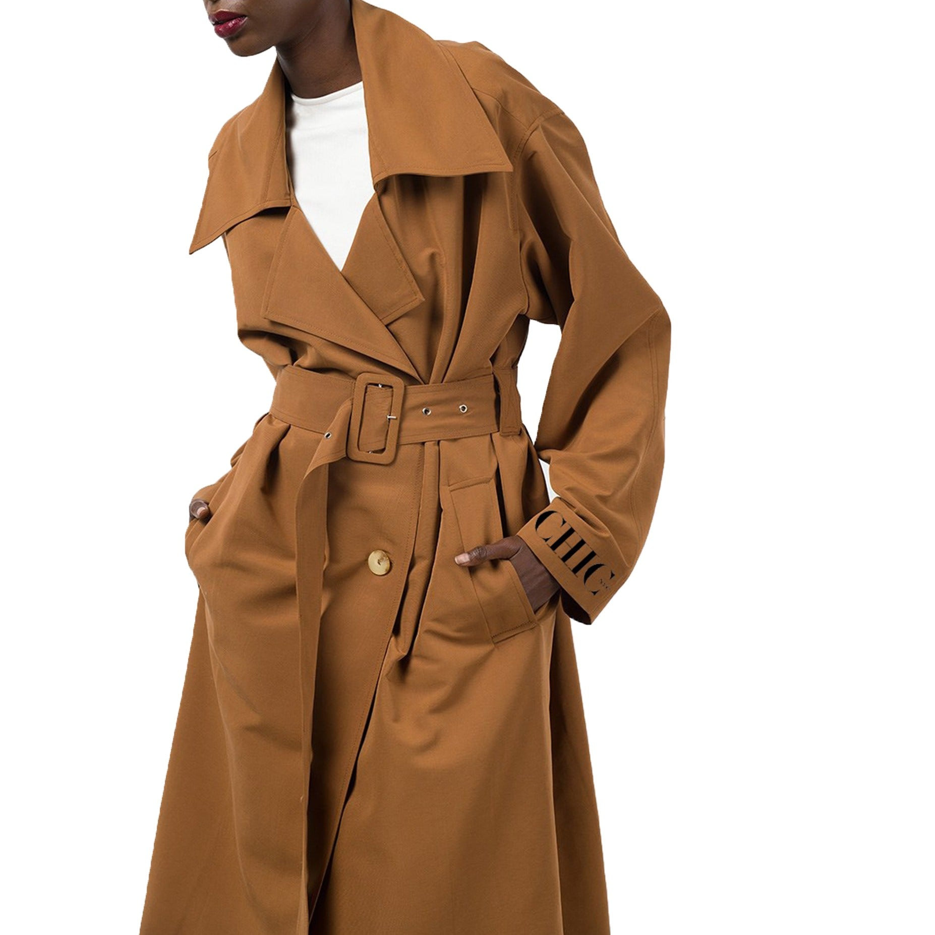 Chic NYC Trench coat