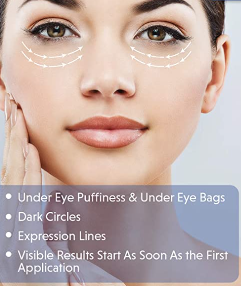 24 Hour LAUNCH Sale! Save $10! Organic Everyday Eye Lift