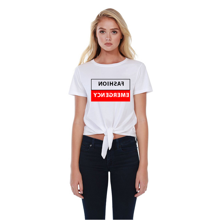 Chic NYC Fashion Emergency T-Shirt