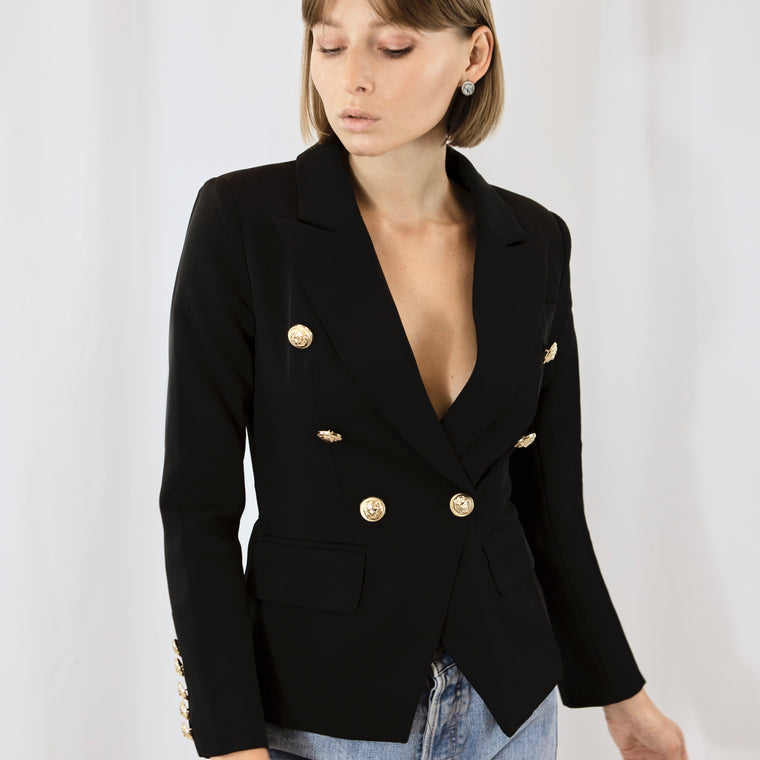 Must Have Blazer for the Season - Black
