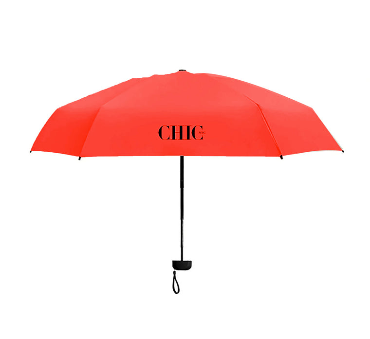 Corning Red Umbrella