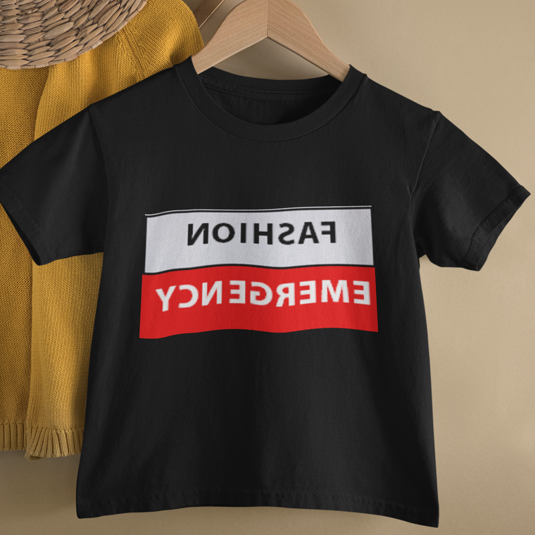 Fashion Emergency Kids T-Shirt