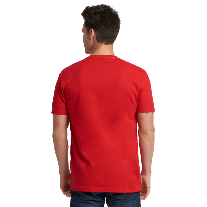 CHIC NYC MAN Limited Edition - Red Boss T-Shirt