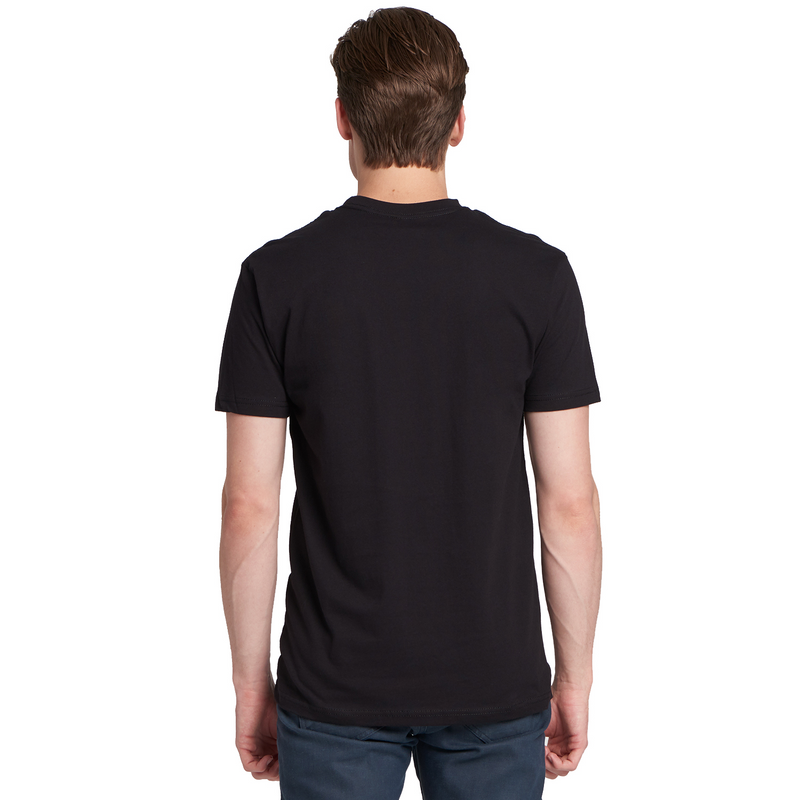CHIC NYC MAN - Black Basic T-Shirt