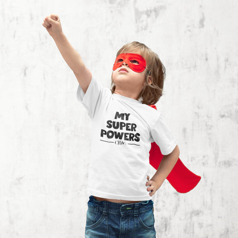 My Super Powers T-Shirt
