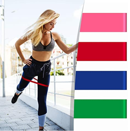 Included FREE Resistance Band Set